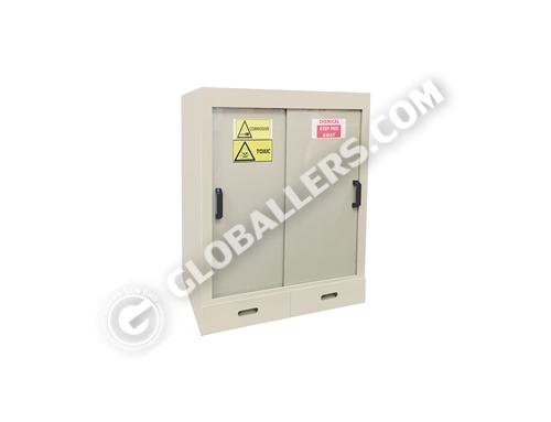 Polypropylene (PP) Acid-Corrosive Chemical Storage Cabinet