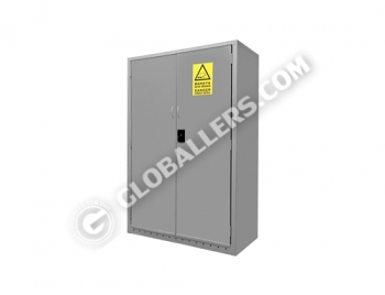 Alkaline-Corrosive Chemical Storage Cabinet