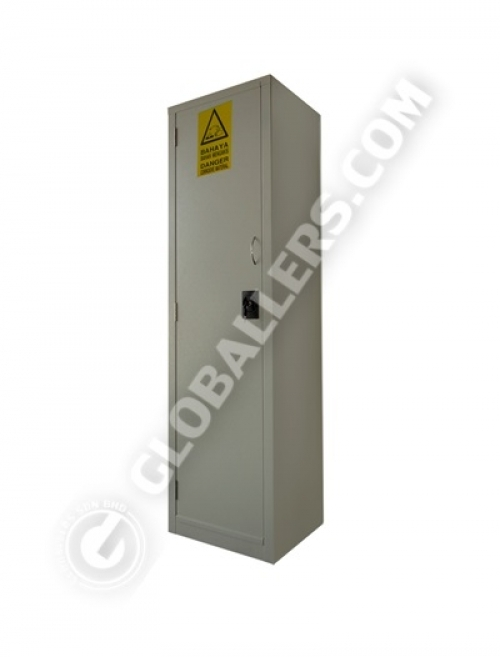 Alkaline-Corrosive Chemical Storage Cabinet 03