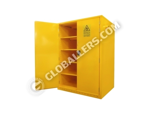 Flammable Chemical Storage Cabinet 08