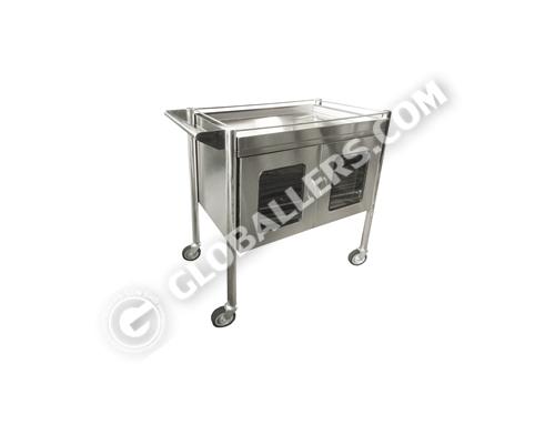 Custom-made Stainless Steel Trolley 04