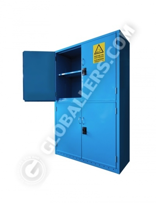 Acid-Corrosive Chemical Storage Cabinet 06