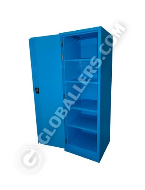 Acid-Corrosive Chemical Storage Cabinet 04