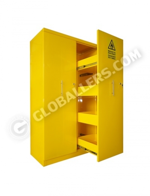 Flammable Chemical Storage Cabinet 07