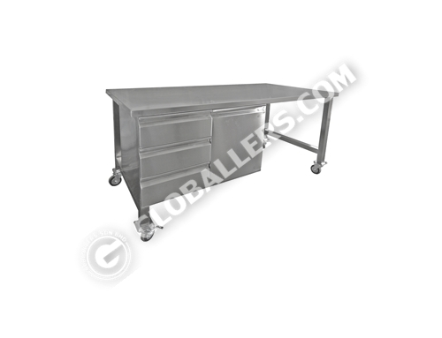 Stainless Steel Table 11