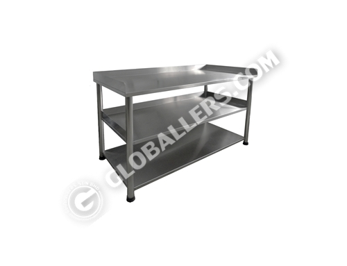 Stainless Steel Table 10