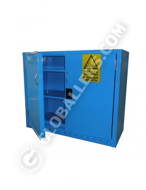Acid-Corrosive Chemical Storage Cabinet 03