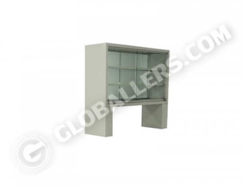 Bench Mount Reagent Shelves 08