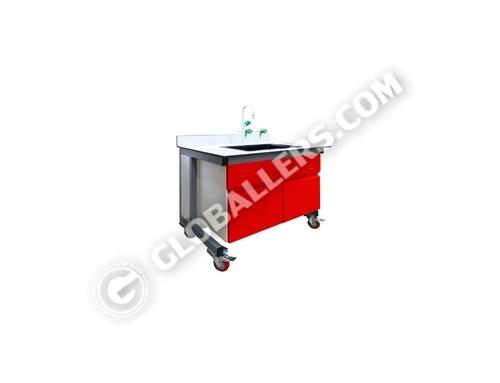 Mobile Modular Lab Bench 05