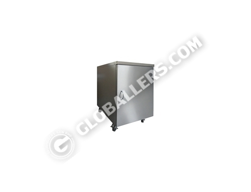 Stainless Steel Mobile Cabinet 06
