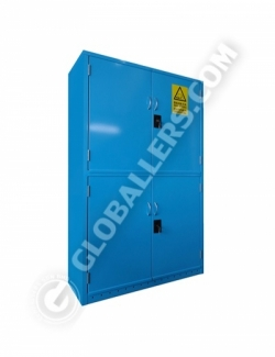 Acid-Corrosive Chemical Storage Cabinet 06