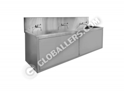 Stainless Steel Medical Scrub Sink 01