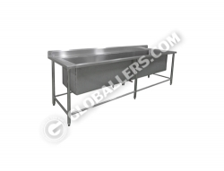 Stainless Steel Deep Sink Table 03