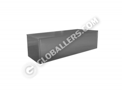 Stainless Steel Cross Bench 03