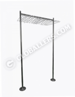 Lab Cloth Hanger Stand 04
