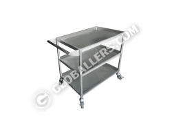 Stainless Steel Mobile Trolley 01