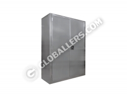 Stainless Steel Full Height Cabinet 02
