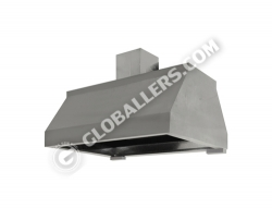 Stainless Steel Exhaust Hood 01