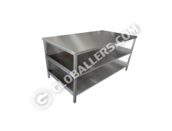 Stainless Steel Table 09