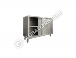 Stainless Steel Half Height Cabinet 03