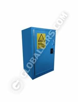 Acid-Corrosive Chemical Storage Cabinet 02