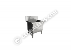 Stainless Steel Utility Sink 09