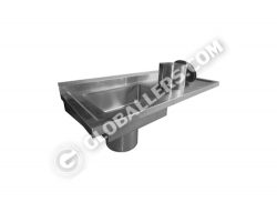 Stainless Steel Medical Plaster Sink 01