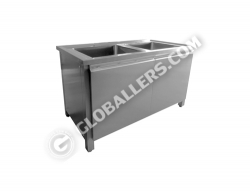 Stainless Steel Sink Cabinet 03