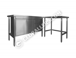Stainless Steel Table 02