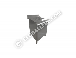 Stainless Steel Sink Cabinet 02