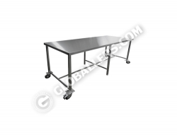 Stainless Steel Table 12