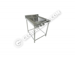Stainless Steel Sink Table 01