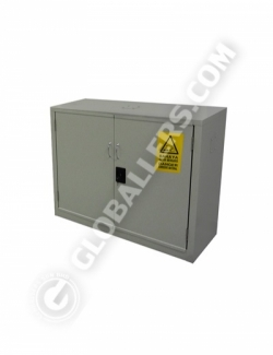 Alkaline-Corrosive Chemical Storage Cabinet 02