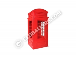 Custom-made Telephone Booth 05