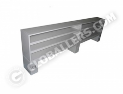 Bench Mount Reagent Shelves 06