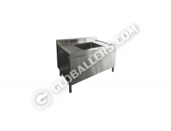 Stainless Steel Sink Cabinet 08