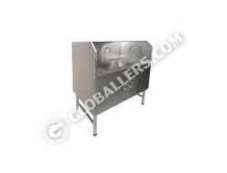 Stainless Steel Sink Cabinet 04