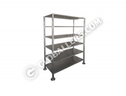Stainless Steel Open Rack 02