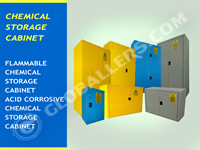 CHEMICAL STORAGE CABINET Family